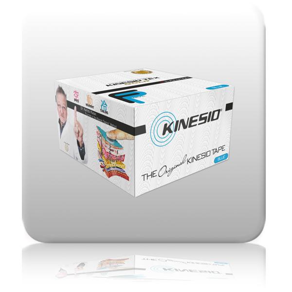 Kinesio Tex Gold fP - BLUE 5m (6 pack)